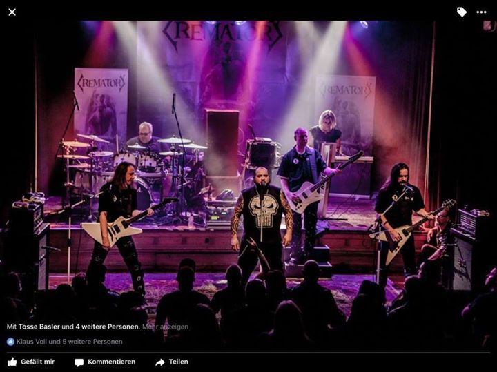 Crematory – Oblivion over Germany Tour